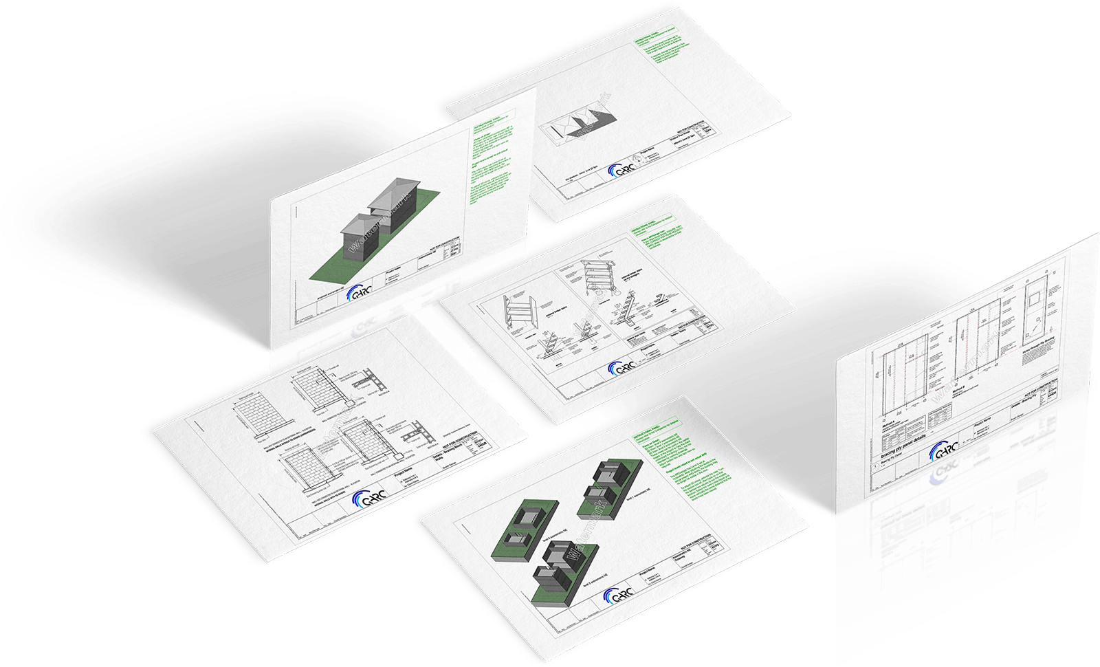 QARC-Archetype-Titleblocks-BIM-Content-Revit-Template-Templates