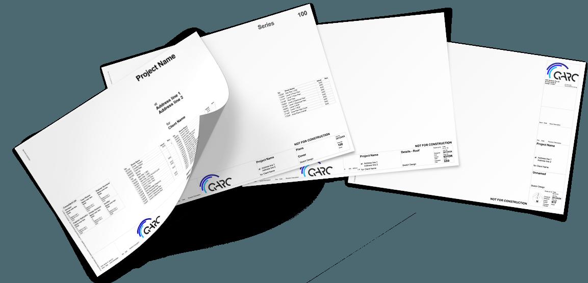 QARC-customised-titleblocks-all