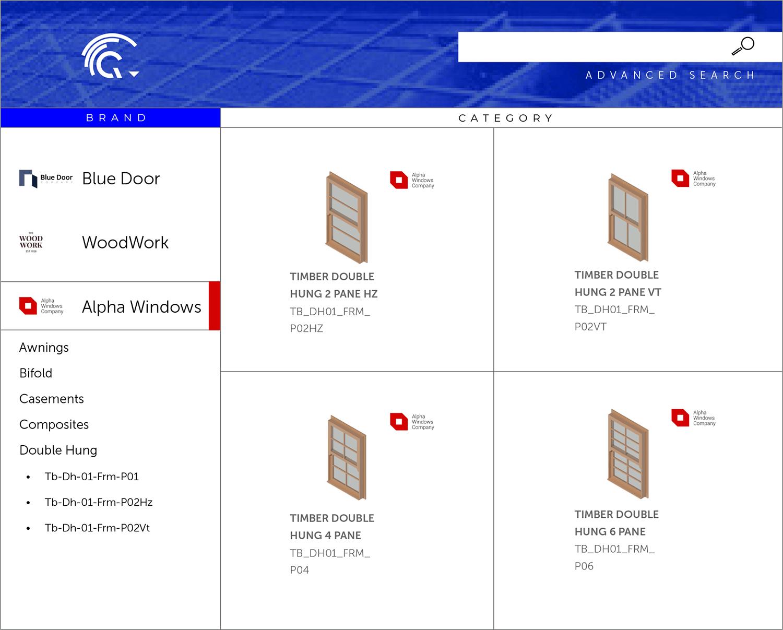 Qarc content browser